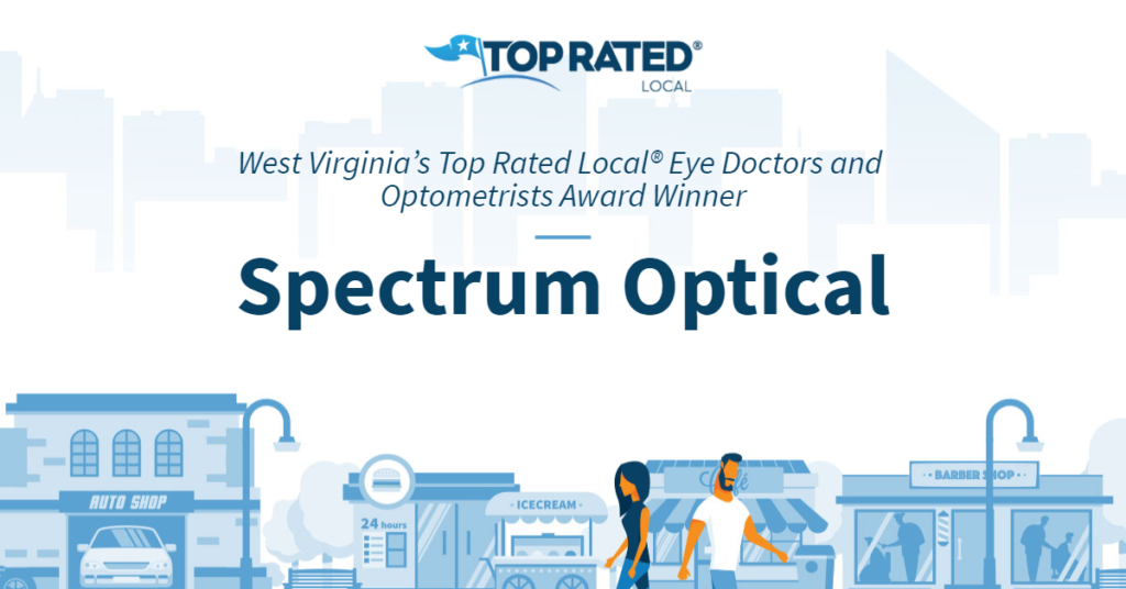 Top Rated Local® Optometry Office! - Morgantown WV | Spectrum Optical